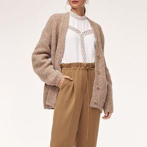 Aritzia   Wilfred Eva Cardigan Sweater